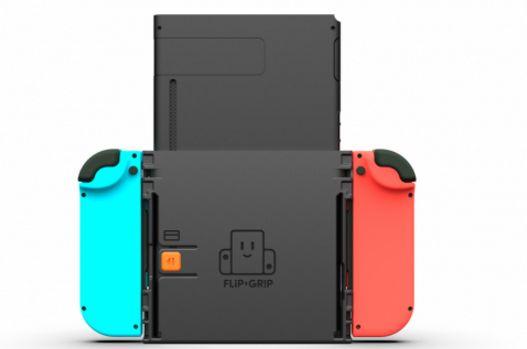 为复古游戏而生 Switch垂直显示插座项目开始众筹河池