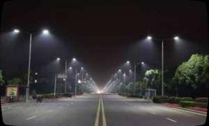 飞利浦发布全新TrueForce LED路灯光源立柱